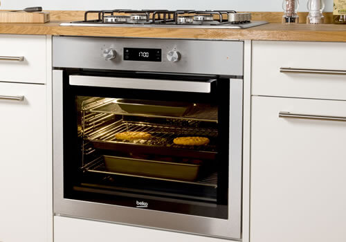 single oven clean £55